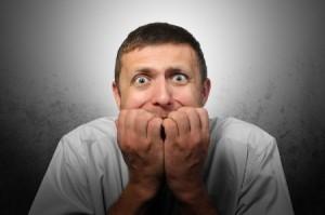 Como controlar el nerviosismo